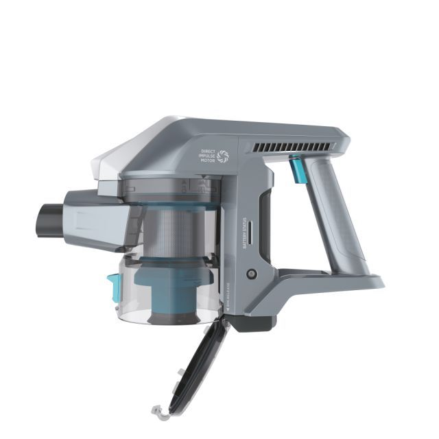 Bezprzewodowe odkurzacze szczotkowe HF322YHM 011
