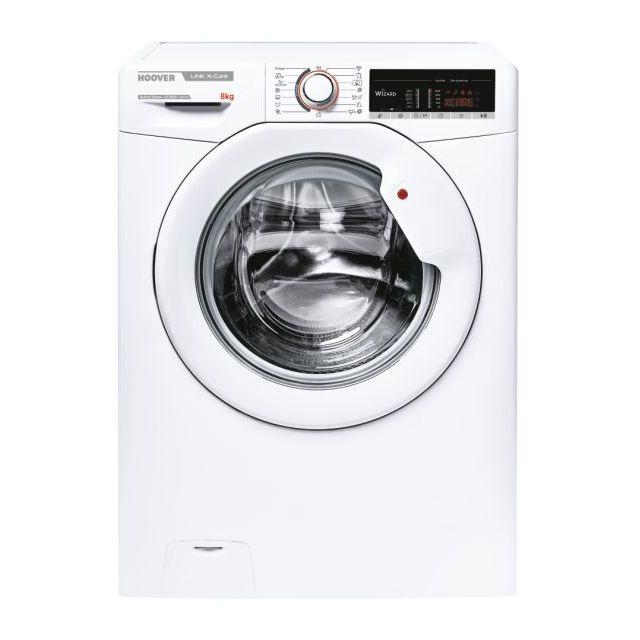 No priekšas iekraujamās veļasmašīnas HSX 1485T3-S
