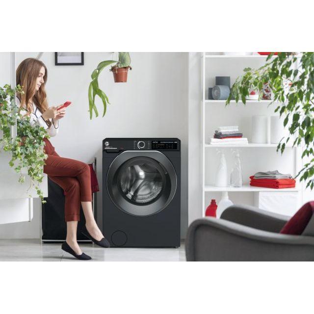 Washing machines HWD610AMBCB/1-80