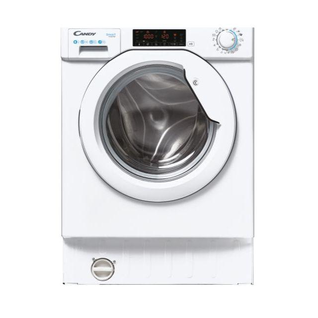 Πλυντηρια Εμπροσθιασ Φορτωσησ CBW 48TWME-S