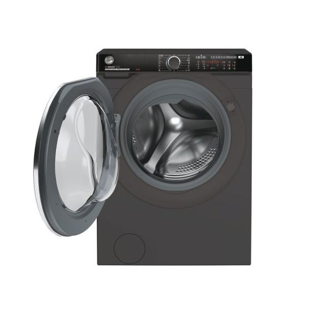 Edestä täytettävät pesukoneet HWP 49AMBCR/1-S