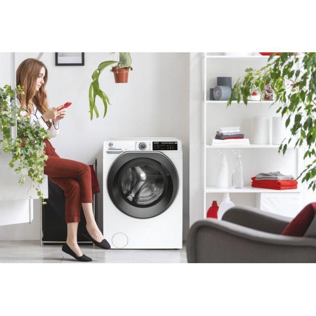 Edestä täytettävät pesukoneet HW4 37AMBS/1-S