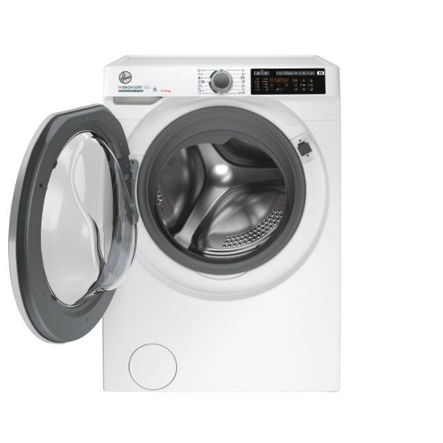 Kurutmalı çamaşır makineleri HDQ 4119AMBS/1-S