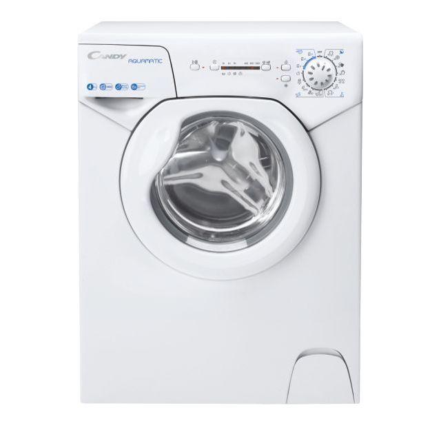 Iš priekio įkraunama skalbimo mašina AQUA 104LE/2-S