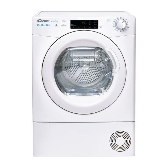 Libera installazione Pompa di calore, 8 Kg, Classe A+++, Bianco