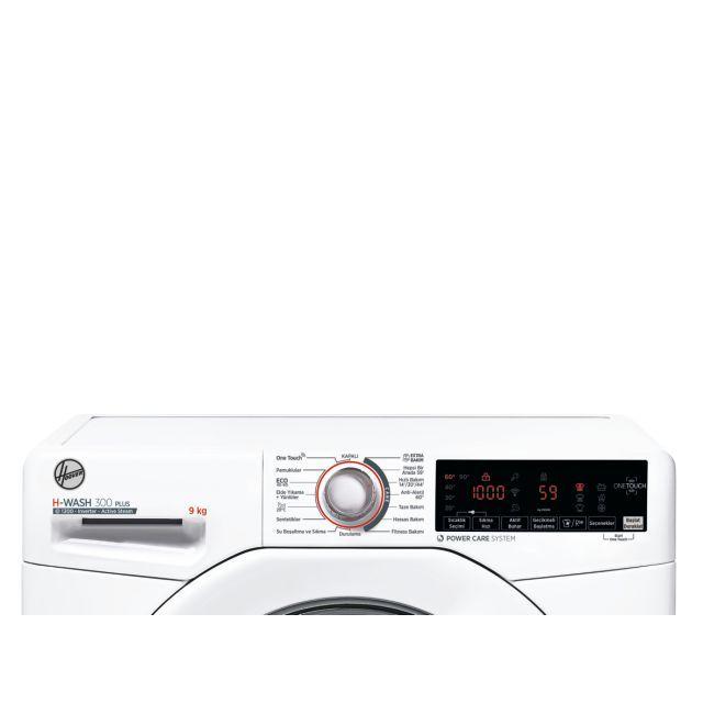 Önden yüklemeli çamaşır makineleri H3WS 29TAME/1-17