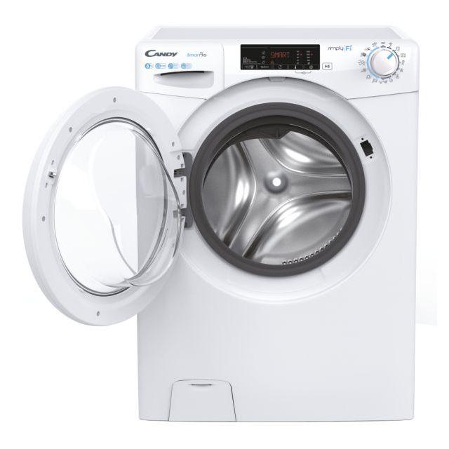 Elöltöltős mosógépek CSO44 1285TE/2-S