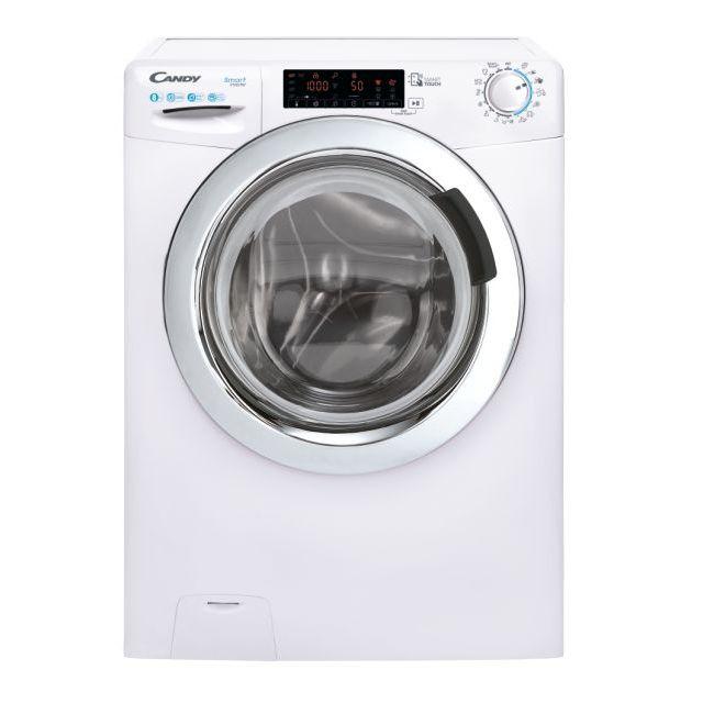 Iš priekio įkraunama skalbimo mašina CSS44 128TWMCE-S
