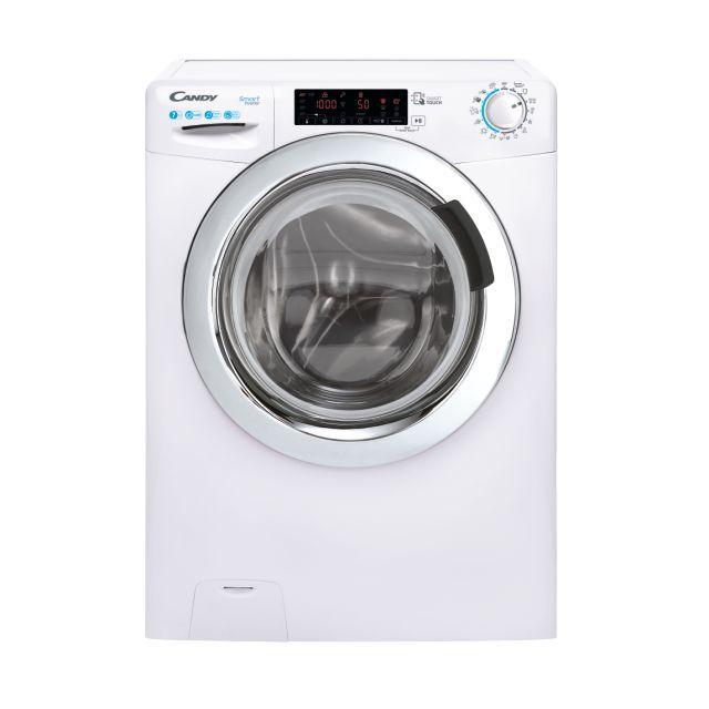 Iš priekio įkraunama skalbimo mašina CSS4147TWMCE/1-S