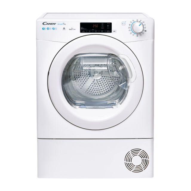 Libera installazione Pompa di calore, 7 Kg, Classe A++, Bianco