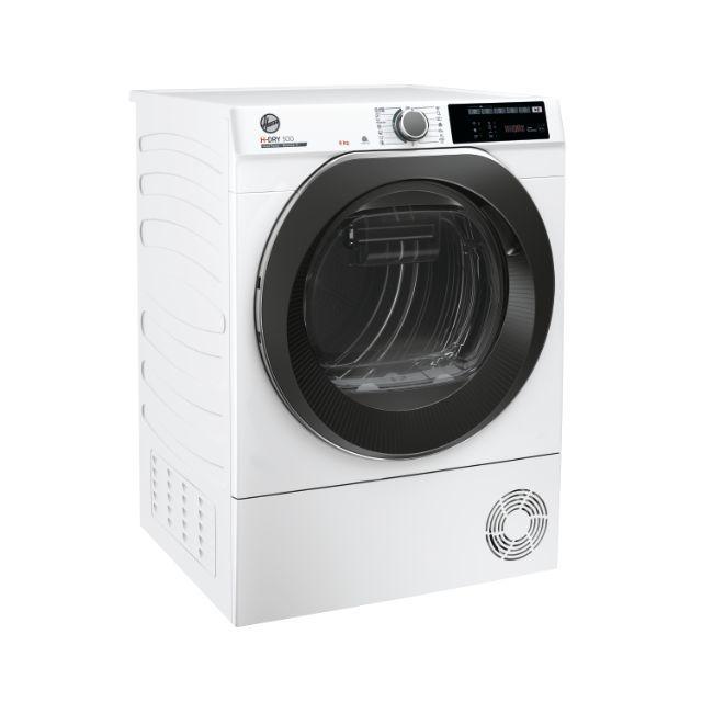 Sušičky prádla NDE H8A2TSBEXS-S