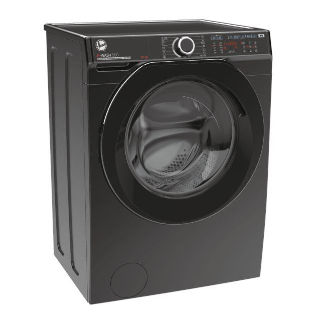 Önden yüklemeli çamaşır makineleri HWPDQ410AMBCR/-S