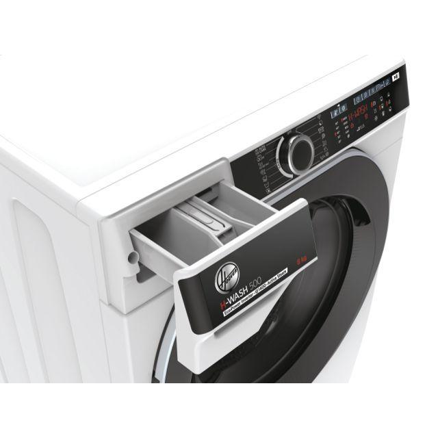 Práčky spredným plnením HWP 48AMBC/1-S